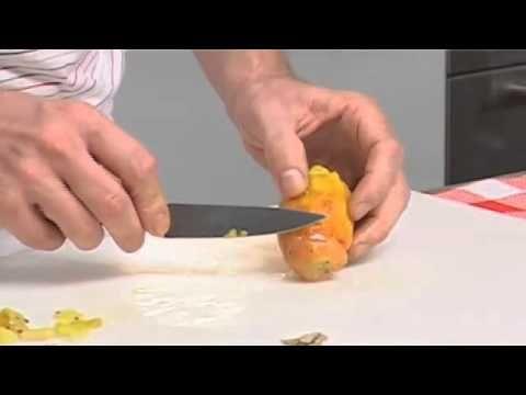Küchenpraxis: Die Kaktusfrucht - YouTube