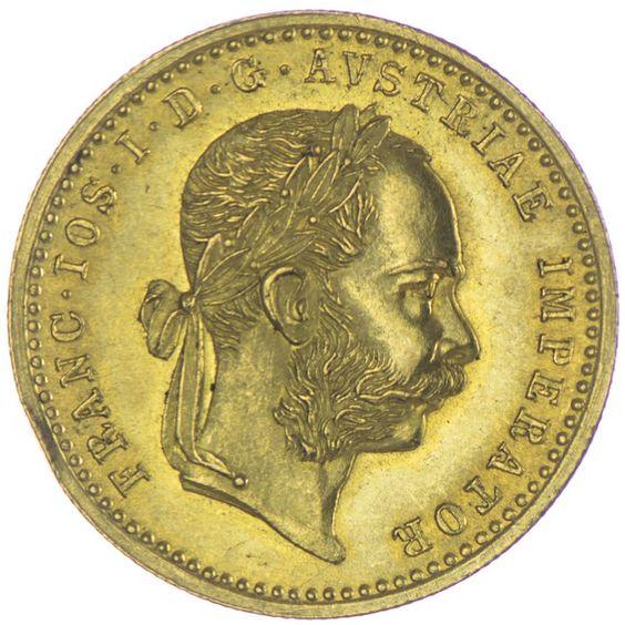 Dukat 1913 Kaiserreich Franz Joseph I. 1848 - 1916