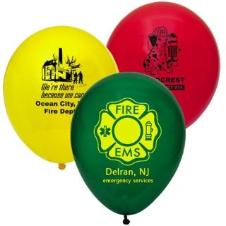 "Custom Latex Balloon, 9"" Standard"