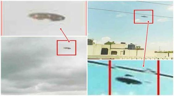 Kanpur  is no California, but a boy here claims to have snapped photos of a UFO…