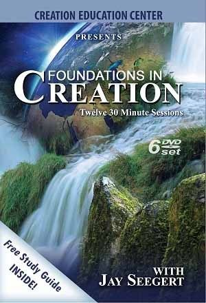 Foundations in Creation (Seminar Series) - Creation Education Center Store