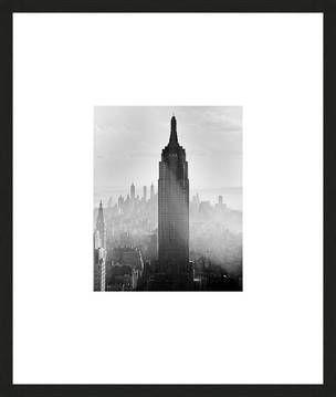 Andreas Feininger - Empire State Building