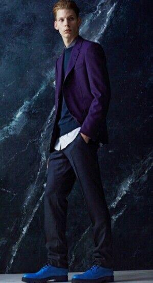 #Men's wear #Trends Lanvin  Fall Winter 2014 #Tendencias #Moda Hombre