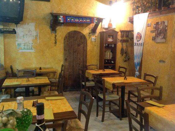 - Ristorante con tavoli all aperto roma ...
