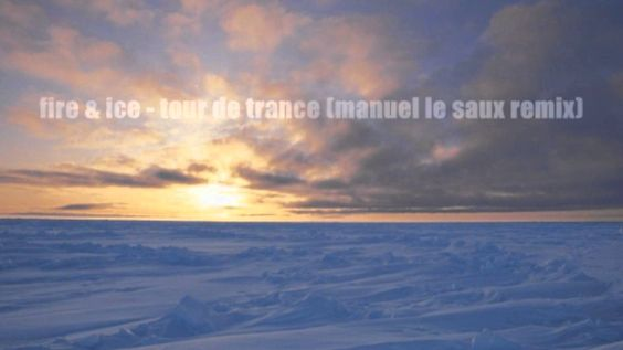 fire & ice - tour de trance (manuel le saux remix).wmv