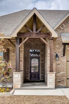Image result for brick house with austin stone accents   WHITE ...
