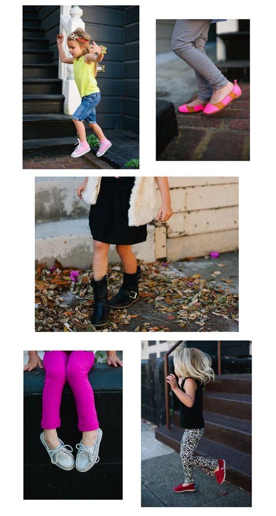 Creating a Versatile Kids' Shoe Wardrobe