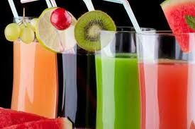 Fresh fruit juice may be good for you. Have you had your dose today?