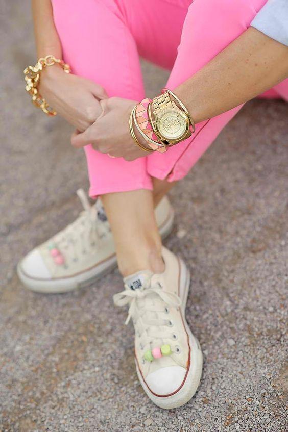 Acessórios #pretty #amei #rica #pink #rosa