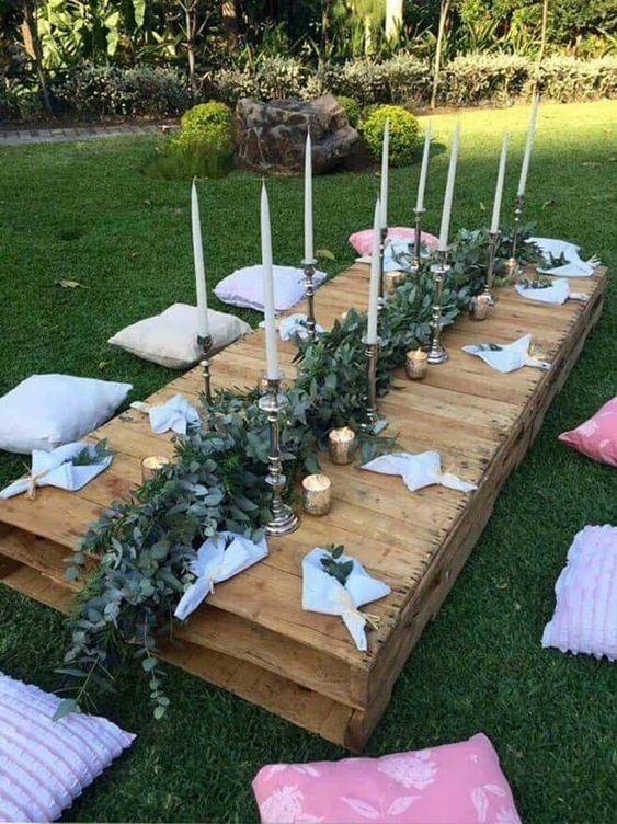 33 Summer Garden Party Decoration Ideas Creativegardenideassummer Decoration Garden Id Garten Partydekorationen Party Garten Garten Ideen Gemuse