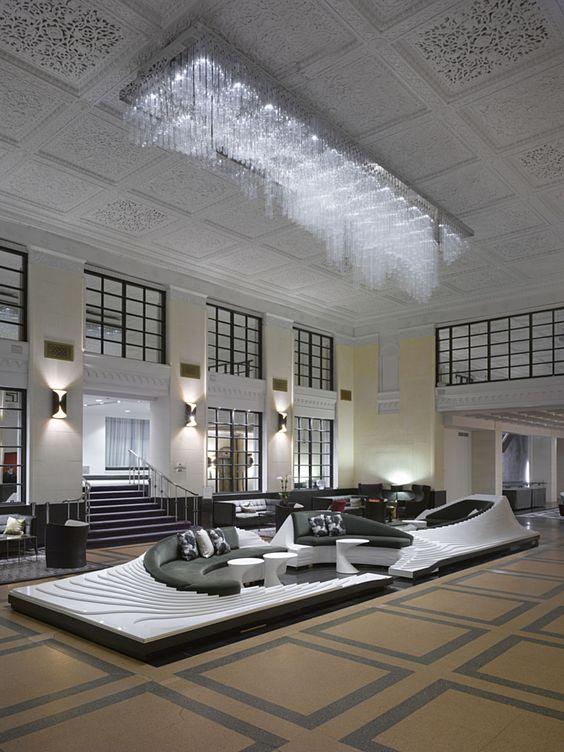 Manhattan Hotels And Scandinavian Design On Pinterest