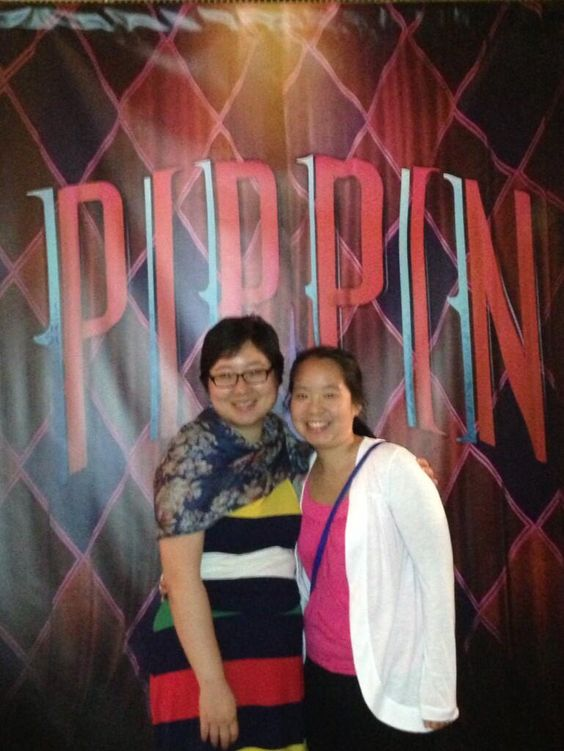 @Katharine: #wesawpippin and that it was extraordinary @Pippin Musical @Teena Chu