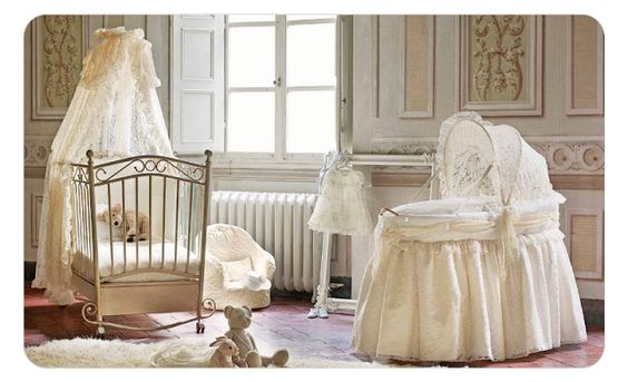 antique rose nursery | An antique ivory collection would work well in the palace and I could ...