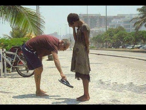 Fe en la humanidad recuperada  LA GRAN DIFERENCIA ES HACER ALGO...