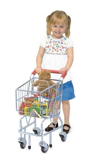 Melissa & Doug - Shopping Trolley Shop Online - iQToys.com.au $90