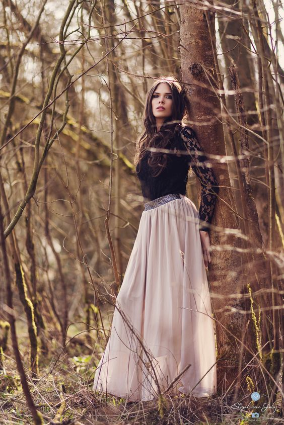 S ance photos dans les bois beauty photoshoot in the woods for Shooting photo exterieur foret