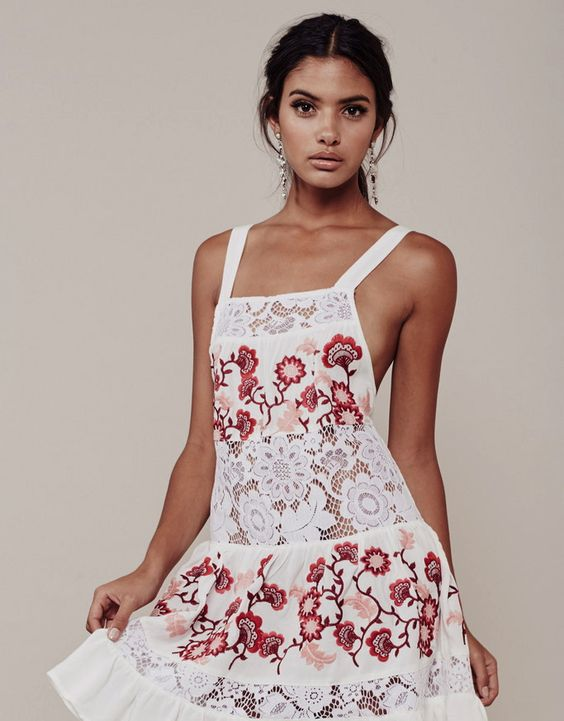 For Love and Lemons Isabella dress