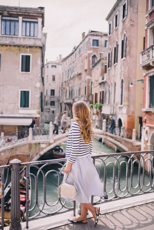 Gal Meets Glam Venice to Burano Island
