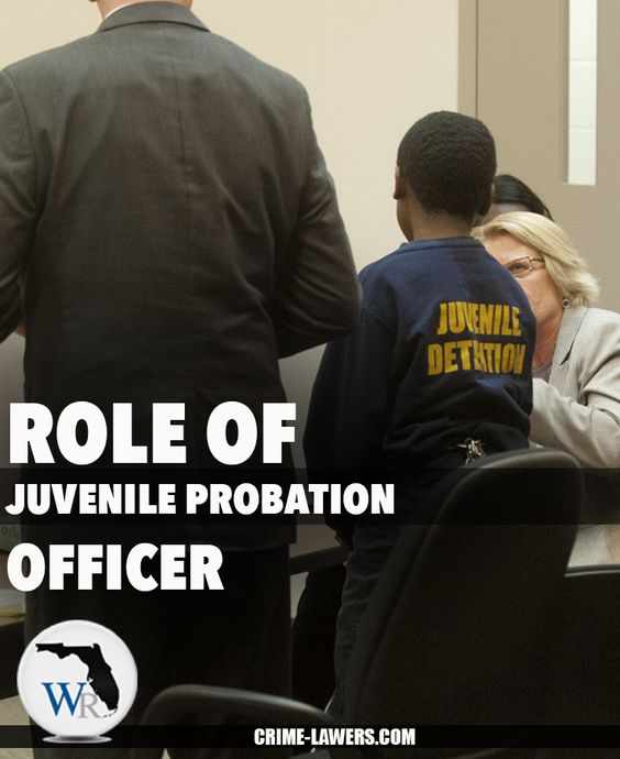 Control your kid, before her probation officer has to words for - probation officer job description