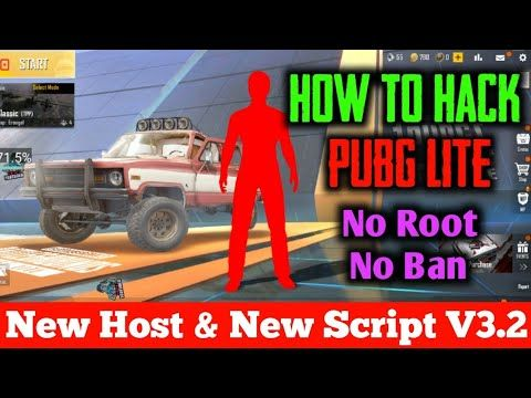 Pubg Mobile Lite 0 14 0 Pubg Lite New Host New Script V3 2 Hepsi Tek Link Indir Gaming Tips Android Hacks Download Hacks