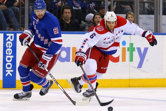NHL Playoff Schedule: Rangers vs. Capitals Schedule