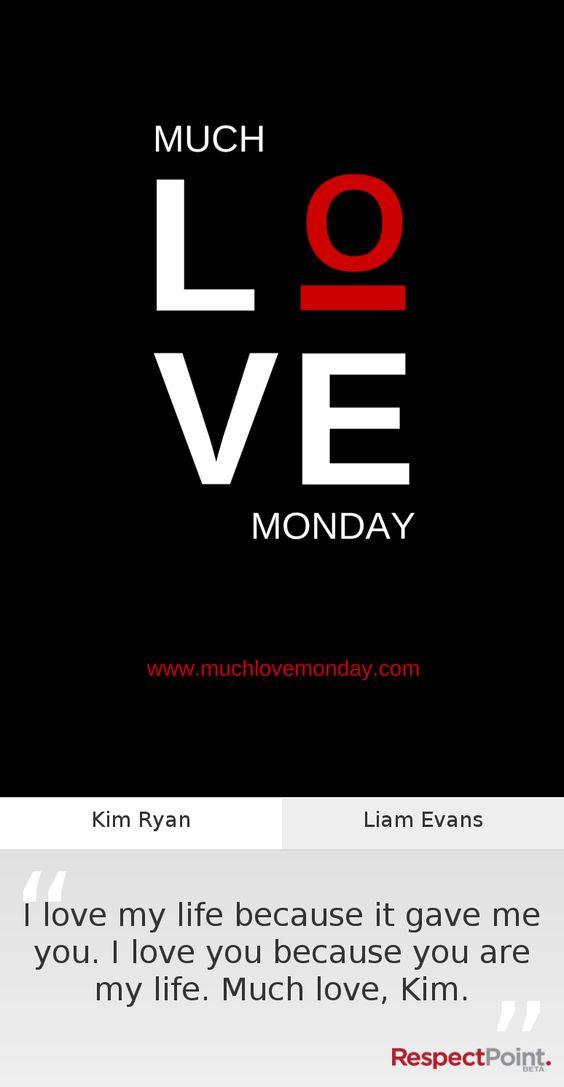 #MuchLoveMonday
