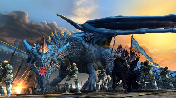 What's a Drizzit? Neverwinter Beta Weekends Confirmed