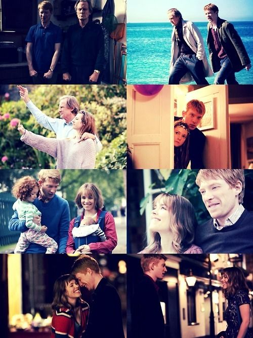 About Time - Such a beautiful film.