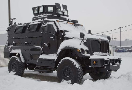 West Lafayette armed for whatever comes along.Why this MRAP Is needed  I will never know.UNdoubtably the WLPD has heard about this from citizens to.All of it not being good either.Just a guess on on our part