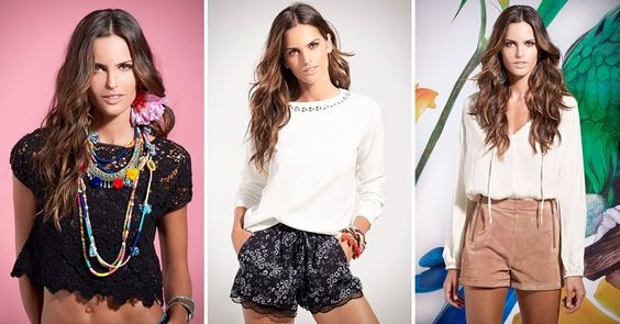 tres diferentes formas de vestir