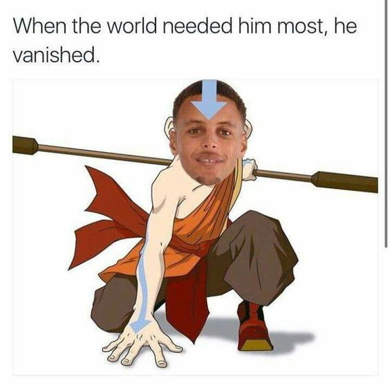 😂😂 Curry