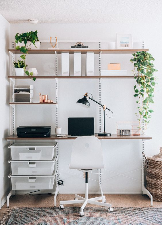 Modern Home Office Ideas | Container Stories