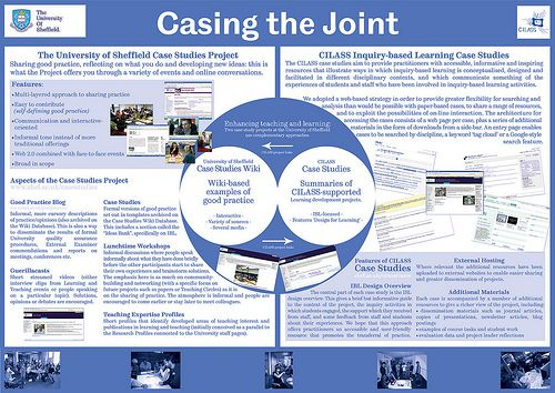 poster master: LTEA Conference Poster: Casing the Joint by ...