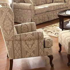 Whole Home /MD 'Clarissa' Wing Chair