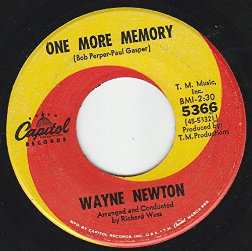 "45vinylrecord Red Roses For A Blue Lady/One More Memory (7""/45 rpm) CAPITOL http://www.amazon.com/dp/B01183ZPEI/ref=cm_sw_r_pi_dp_8kCNvb0Y6GGP8"