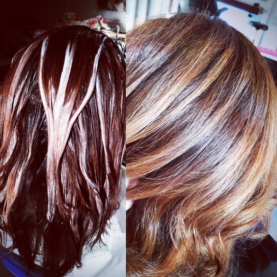Blending colors 😍 #KontrastHairdressers #KristelSmets #colorist #stylistsdoitbetter #freehandbalayage #freehandtechnique #wellalife #kolestonperfect #balayagefreehands #hairbrained