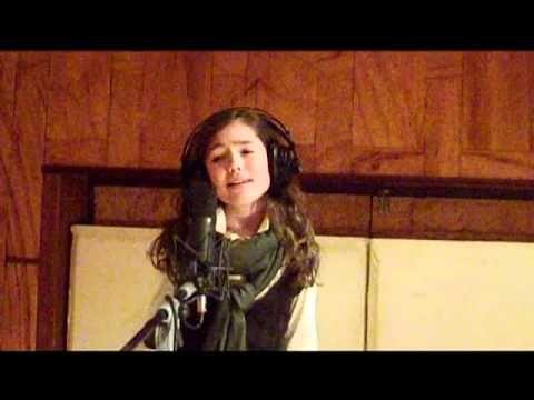 Maria Parrado- Si estoy loca (Malu) - YouTube