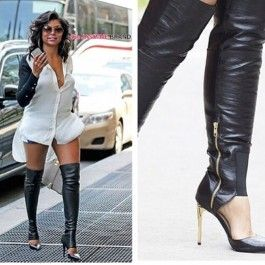 Zigi Soho Prime-time Thigh High Boots In Black $199.00 | SHOP ...