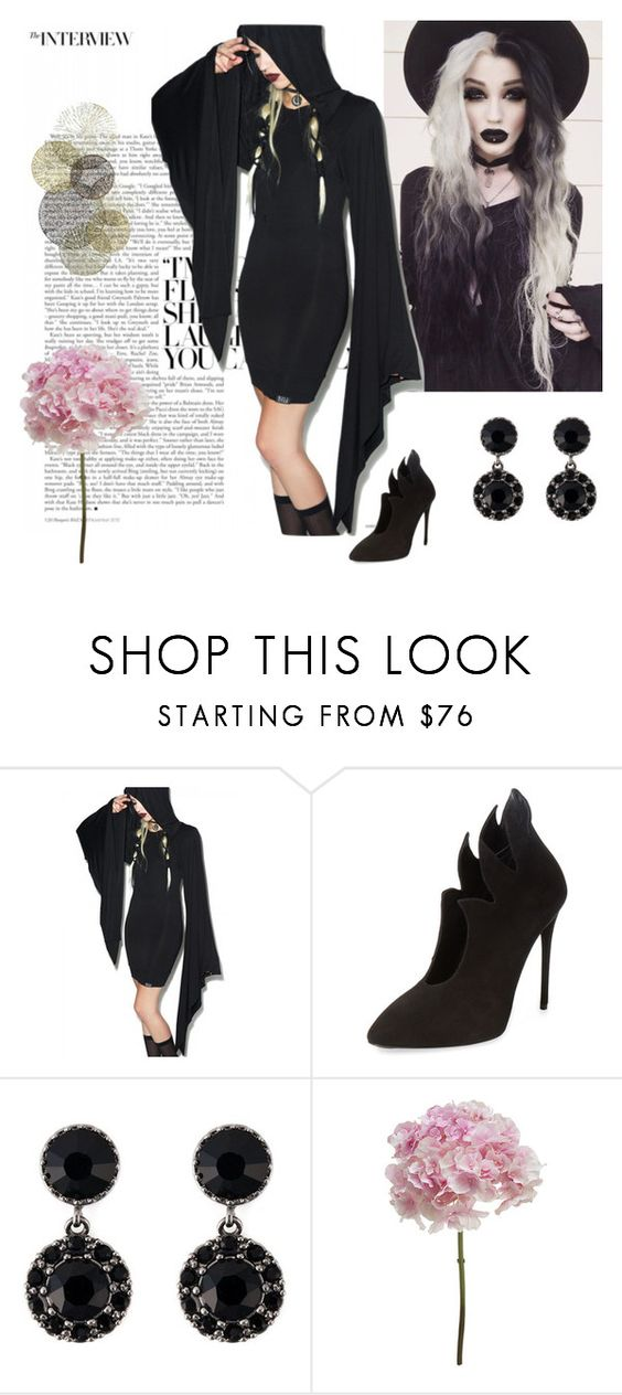 """..."" by szepsixd ❤ liked on Polyvore featuring Kill Star, Giuseppe Zanotti, Givenchy, Universal Lighting and Decor, women's clothing, women, female, woman, misses and juniors"