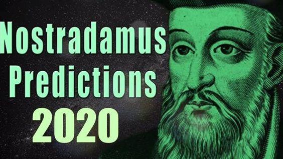 Predictions Of Year 2020 By Nostradamus! Must See - Nutshell School