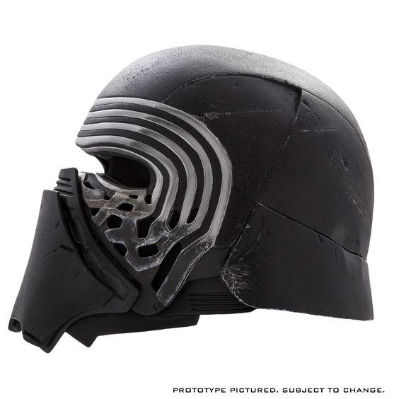 STAR WARS™: THE FORCE AWAKENS: Kylo Ren Helmet Premier