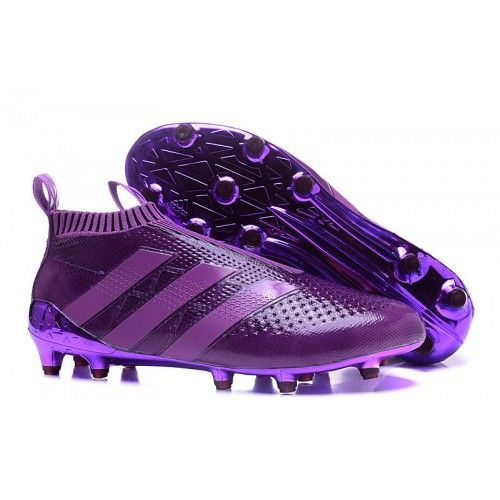 Purecontrol FG/AG Soccer Cleats Purple