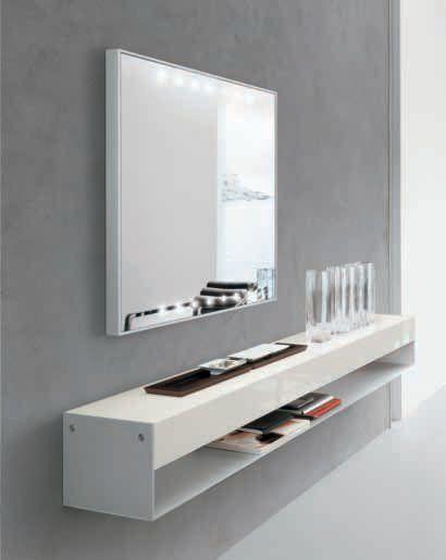 buffet meuble d 39 entr e buffet mural collection frame by. Black Bedroom Furniture Sets. Home Design Ideas