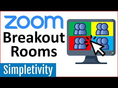 How To Use Zoom Breakout Rooms Tutorial For Beginners Youtube Teaching Technology Techie Teacher Online Teaching Resources