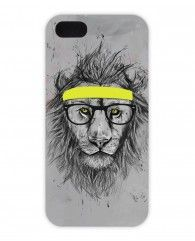 Hipster Lion-iPhone 6 Hülle