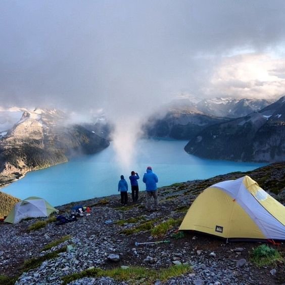 REI employee @jayboyzee captured this beautiful scene in Garibaldi, British Columbia #rei1440project