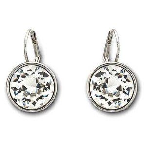 Can get enough of this earrings!!!LOVE them! LOVE them!Very beautiful and easy to wear.Looking to buy a new set in a different color.: Bella Crystal, Swarovski Earrings, Crystal Earrings, Favorite Earrings, Wedding Earrings