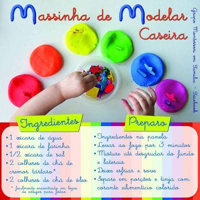 Dona Maricota feliz: Fazendo arte com os filhos