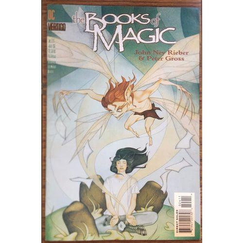 The Books of Magic #24 DC Vertigo Comic Book (1996)