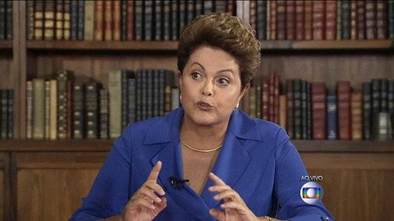 Corte de R$ 206 milhões da TV Globo por Dilma em 2015 expõe ditadura do PT